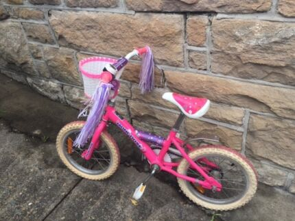 Girls Kids Mongoose Bike Pink suit 3-6 year old Bellevue Hill Eastern Suburbs Preview