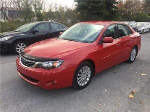 2008 Subaru Impreza AWD, Safety & ETEST for ON or Qc INCL.