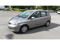 2007 Honda Fit LX--------92000km