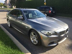 BMW 535I X-DRIVE, M-SPORT PACKAGE, NAVIGATION, ET PLUS!
