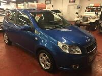 2008 (10) CHEVROLET AVEO 1.4 LT 5DR Manual