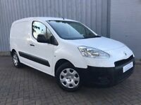 Peugeot Partner 1.6 HDI 75 Professional 625, 5 Door Van, Only 1 Previous Keeper, Excellent Condition
