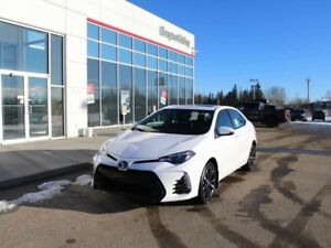 2019 Toyota Corolla SE Upgrade Manual