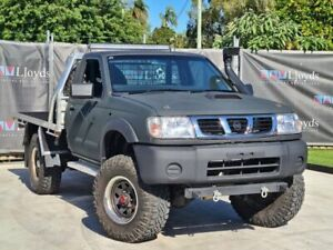 1992 Nissan Patrol Y60 heat resistant paint new suspension