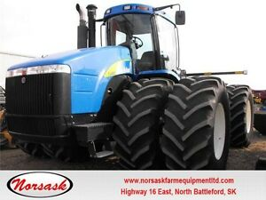 2007 New Holland TJ480 4WD Tractor