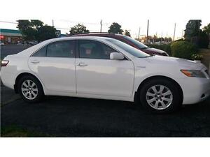 2008 Toyota Camry Hybrid, alloys,excellent condition, certified.