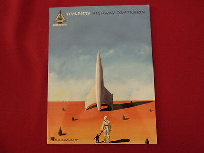 Tom Petty - Highway Companion . Songbook Notenbuch Vocal Guitar