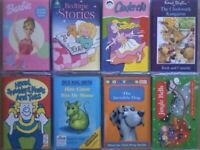 ABC CHILDRENS CASSETTE TAPES STORIES, NURSERY RHYMES, SINGALONG, DANCE, LEARNING AND MORE