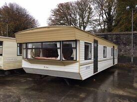 Tudor Rosewood 36x12 2 Bedroom Static Caravan Mobile home for sale Willerby Pemberton Cosalt ABI BK