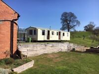 Off site mobile home. VG condition. £3,250. 12ft x 35ft.