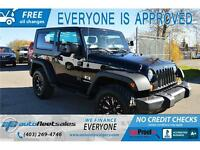 2008 Jeep Wrangler X W/ LOW KM's, 3.8L V6, HARD TOP