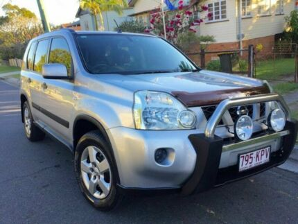 2007 Nissan X-Trail ST Silver Automatic Wagon Greenslopes Brisbane South West Preview