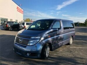 2003 Nissan Elgrand Highway Star