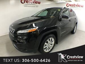 2015 Jeep Cherokee Limited 4x4 w/ Sunroof, Navigation