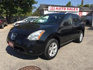2008 Nissan Rogue AWD/Clean Carproof/Auto/Heated Seats/Certified