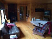 Winterized 3 Bedroom Cottage on Bay of Fundy
