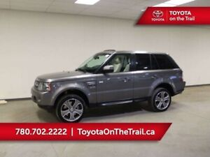 2010 Land Rover Range Rover Sport SPORT; SUPERCHARGED 510HP!!! P