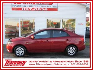 2010 KIA FORTE LX ONLY $6,877.00 LOW PAYMENTS OAC