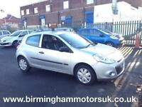 2010 60 Renault Clio 1.5 DCI 86 EXTREME AC ECO2 3DR Hatchback SILVER + LOW MILES