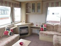 Static caravan cheap holiday home for sale at 12 month sea view park in morecambe lancashire north