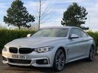 2018 68 BMW 4 SERIES 3.0 435D XDRIVE M SPORT 2D 309 BHP DIESEL