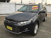 2011 Ford Territory SZ TS (RWD) Black 6 Speed TOMATIC Wagon Taree Greater Taree Area Preview