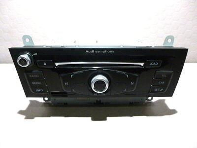 Sq Media (Audi A4 8K Radio Symphony III 8R1035195G S4 A5 S5 8T Q5 SQ5 8R CD Media DAB)