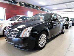 2011 Cadillac CTS TOIT PANORAMIQUE 290$/mois TOUT INCLUS!