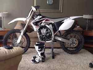 2009 Yamaha YZF250 Dirt Bike •Immaculate•