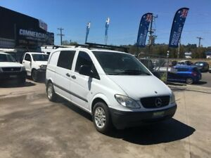 2005 Mercedes-Benz Vito 115CDI Compact 5 Speed Automatic Van Lilydale Yarra Ranges Preview