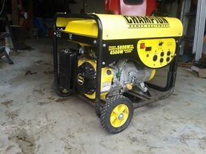 Gas engine for sale off generator