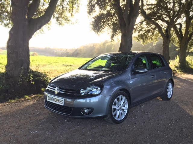 VW Golf TSI 1.4 GT