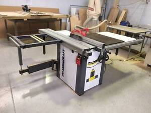 Sliding Table Panel Saw Melrose Park Mitcham Area Preview