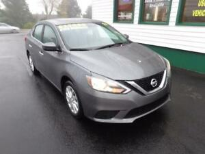 2017 Nissan Sentra SV for only $147 bi-weekly all in!