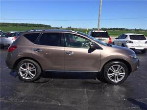 2010 Nissan Murano LE LEATHER SUNROOF BACK UP CAM ONLY 95KM London Ontario image 4
