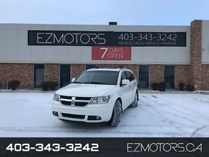 2010 Dodge Journey R/T-AWD-DVD-BACKUPCAM-WE FINANCE!