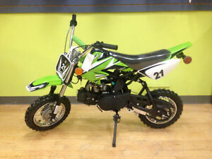 MINI MOTO DEPOT MOTOCROSS PIT BIKE ORION APOLLO  125CC