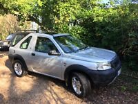 LAND ROVER FREELANDER - ONLY 77K MILES AND FULLY RECONDITIONED ENGINE IN 2015