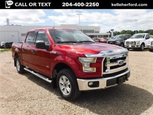 2015 Ford F-150 XLT SuperCrew 4x4