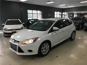 2014 Ford Focus SE CERTIFIED AND E-TEST FINANCING IS AVAILABLE!