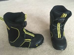 Snowboard Boots - Kids Ride Norris Boa