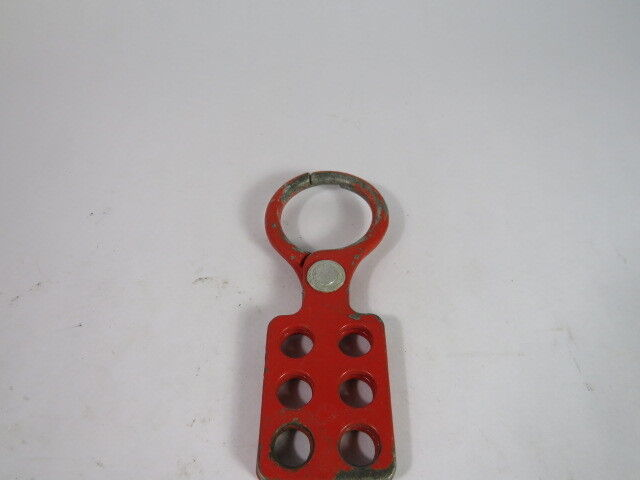 Generic 1 1/2 Inch Lockout Hasp  USED