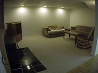 Large, furnished, well provisioned 2 bedroom suite in Castlegar