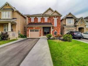 Brampton 4 Bed Rm Home, Huge Private Fenced Ravine Lot