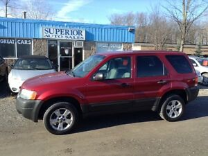 2003 Ford Escape XLS Duratec Fully certified and Etested!