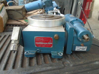 Machinist Tools Lathe Mill Camco Index Rotary