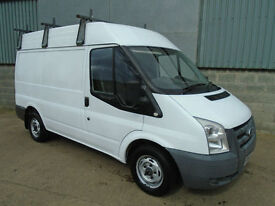 Ford Transit 260 2.2 TDCi medium roof van 2008 08 reg