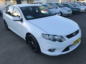 2009 Ford Falcon FG XR6 Turbo W Sports Automatic Sedan Lansvale Liverpool Area Preview