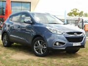 2015 Hyundai ix35 LM Series II SE (FWD) Blue 6 Speed Automatic Wagon Belconnen Belconnen Area Preview