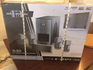 Ikon200 LED Projector, 5.1 Home Theatre System, Projector Screen London Ontario image 5